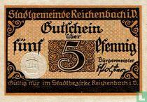 Reichenbach 5 Pfennig 1919