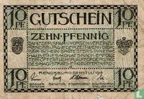 Rendsburg 10 Pfennig 1918
