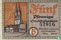 Stendal 5 Pfennig 1920