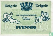 Steinheid 10 Pfennig 1920