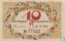 Sonneberg 10 Pfennig 1920