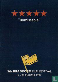 "5th Bradford Film Festival ""unmissable"""