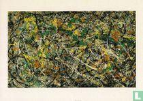 Jackson Pollock / Tate Gallery