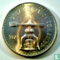 Mexico 1 onza plata 1979
