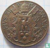 Vaticaan 10 centesimi 1935