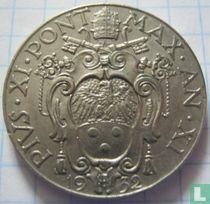 Vaticaan 2 lire 1932