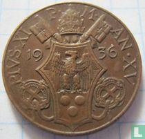 Vaticaan 10 centesimi 1936