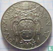Vaticaan 1 lira 1932