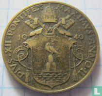 Vaticaan 10 centesimi 1940