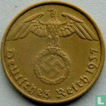 Duitse Rijk 5 reichspfennig 1937 (A)