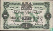 Schweden 1 Krona 1920