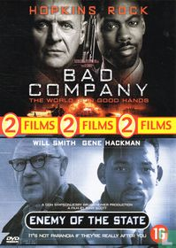 Bad Company + Enemy of the State