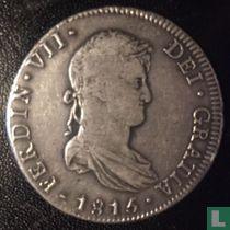 Mexico 8 reales 1815