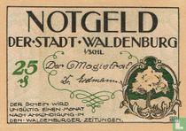 Waldenburg 25 Pfennig