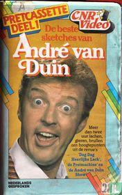 De beste sketches van André van Duin