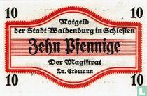 Waldenburg 10 Pfennig 1919