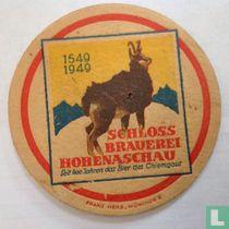Seit 400 Jahre das Bier des Chiemgaus