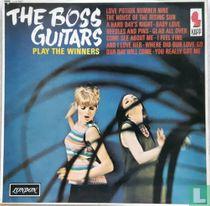 Boss Guitars Play the Winners