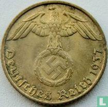 Duitse Rijk 5 reichspfennig 1937 (J)