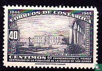 100 jaar stad San Ramon