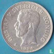 Zweden 2 kronor 1934
