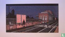 France Rail vu par Tardi