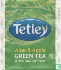 Aloe & Apple Green Tea