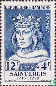 Koning Lodewijk IX