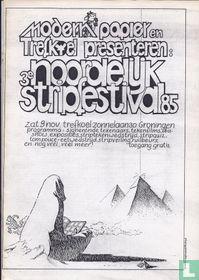 Modern Papier en Trefkoel presenteren: 3e Noordelijk Stripfestival 85