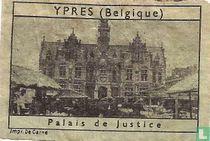 Ypres - Palais de Justice