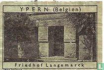 Ypern - Friedhof Langemarck