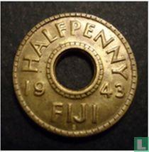 Fiji ½ penny 1943