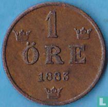 Zweden 1 öre 1883