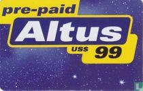 pre-paid Altus