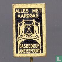 Alles met aardgas Gasbedrijf Amersfoort