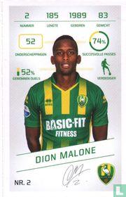 Dion Malone