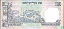 India 100 Rupees 1997 (R)