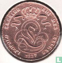 België 5 centimes 1837