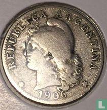 Argentinië 20 centavos 1906