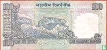 India 100 Rupees 1997 (B)