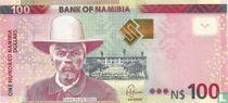 Namibia 100 Namibia Dollars 2012