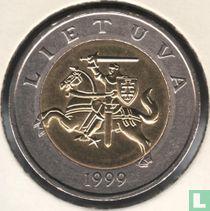Lithuania 5 litai 1999