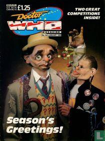 Doctor Who Magazine 144