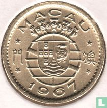 Macau 5 avos 1967