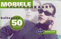 Mobiele telefoonkaart