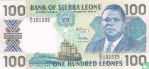 Sierra Leone 100 Leones 1988