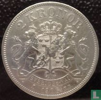 Zweden 2 kronor 1906