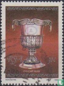 Oud zilver uit Kaapstad