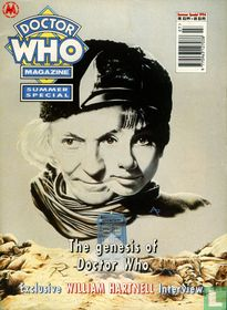 Doctor Who Magazine Summer Special 1
