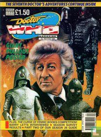 Doctor Who Magazine 160